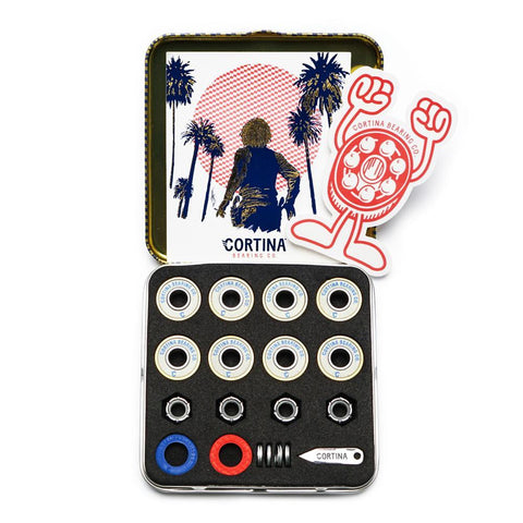 cortina kevin bradley signature model bearings