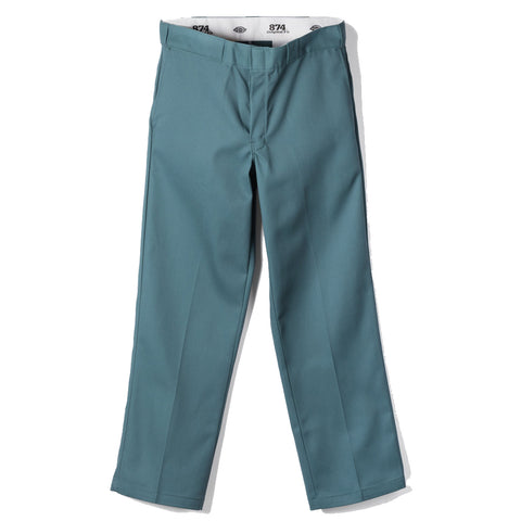 dickies 874 work pant (lincoln green)