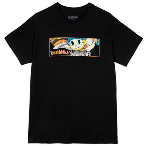 deathwish big boy parade tee (black)