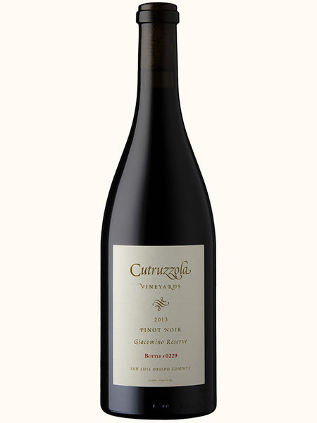 2013 Pinot Noir Giacomino Reserve Estate - SOLD OUT!