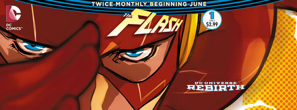 Flash - Georgetown Comics