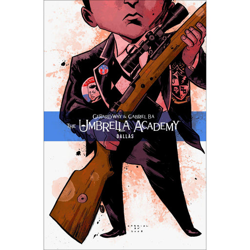 Umbrella Academy TP Vol 02 Dallas-Georgetown Comics