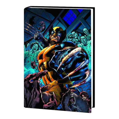 Wolverine Best There Is Prem HC Contagion for $ 9.99 at Georgetown Comics