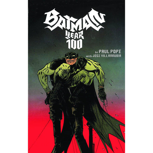Georgetown Comics - BATMAN YEAR ONE HUNDRED TP NEW PTG