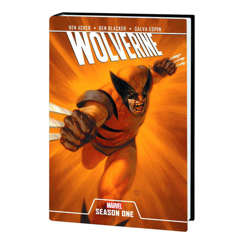 Wolverine Season One Prem HC for $ 9.99 at Georgetown Comics