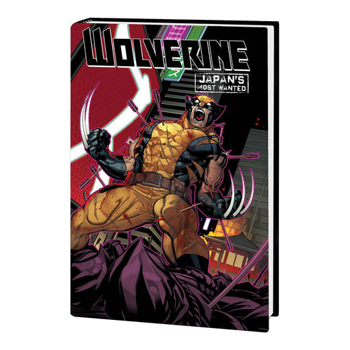 Wolverine Japans Most Wanted HC-Georgetown Comics
