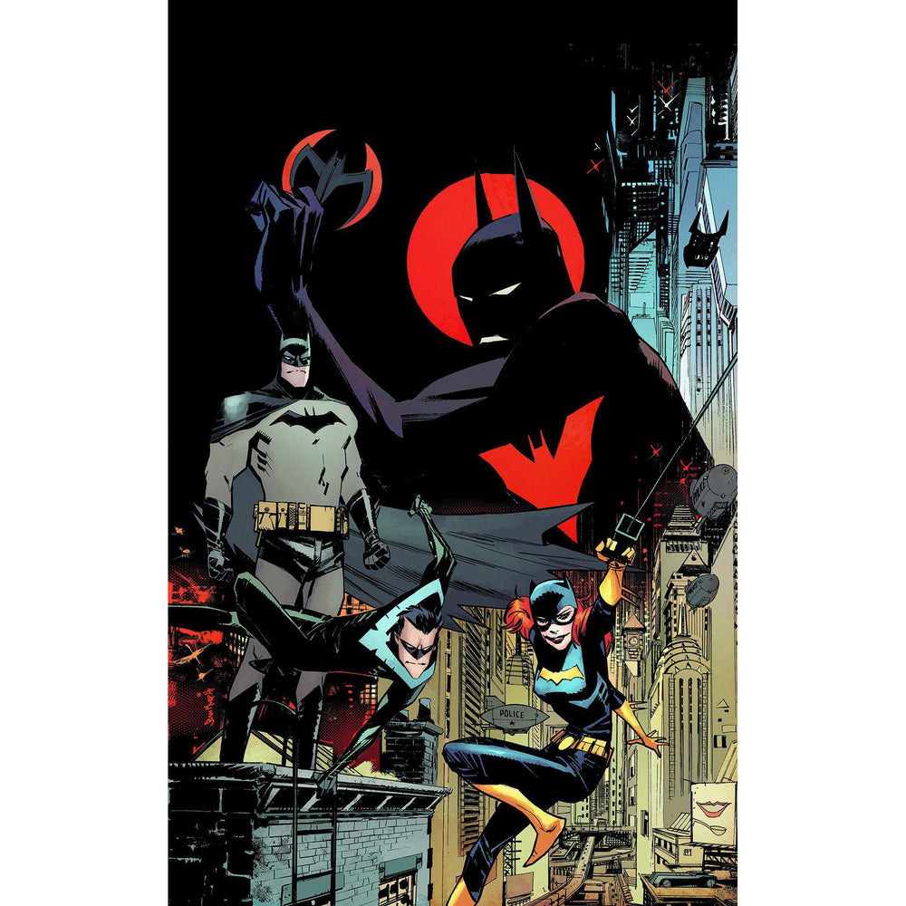 Georgetown Comics - BATMAN BEYOND 2.0 TP VOL 01 REWIRED