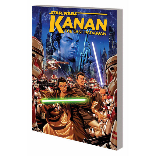 Georgetown Comics - STAR WARS KANAN TP VOL 01 LAST PADAWAN