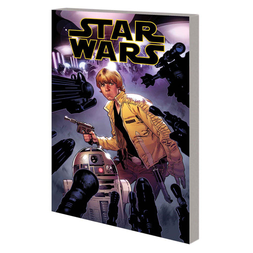 Georgetown Comics - STAR WARS TP VOL 02 SHOWDOWN ON THE SMUGGLERS MOON
