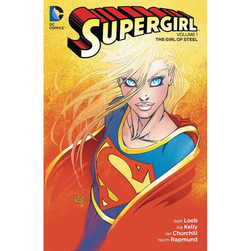 Supergirl TP Vol 01 The Girl Of Steel-Georgetown Comics
