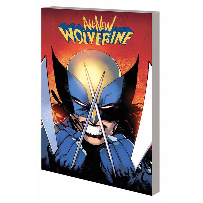 Georgetown Comics - ALL NEW WOLVERINE TP VOL 01 FOUR SISTERS