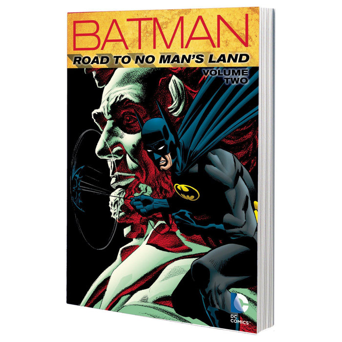 Georgetown Comics - BATMAN THE ROAD TO NO MANS LAND TP VOL 02
