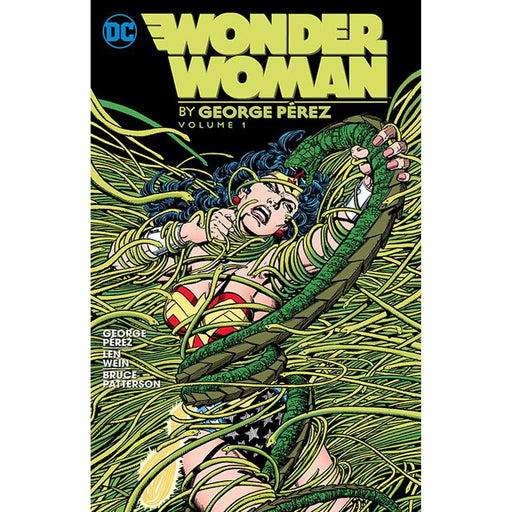 Wonder Woman By George Perez TP Vol 01-Georgetown Comics