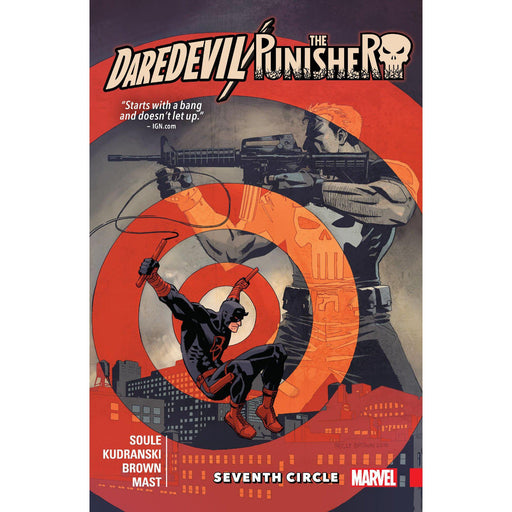 Georgetown Comics - DAREDEVIL PUNISHER TP SEVENTH CIRCLE