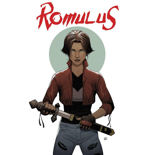 Romulus TP Vol 01 (MR)-Georgetown Comics