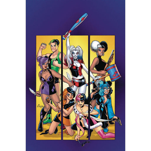 Harley Quinn And Her Gang Of Harleys TP-Georgetown Comics