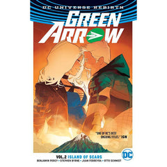 Green Arrow TP Vol 02 Island Of Scars (Rebirth) - DC COMICS