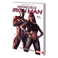 Invincible Iron Man TP Vol 02 War Machines for $ 16.99 at Georgetown Comics