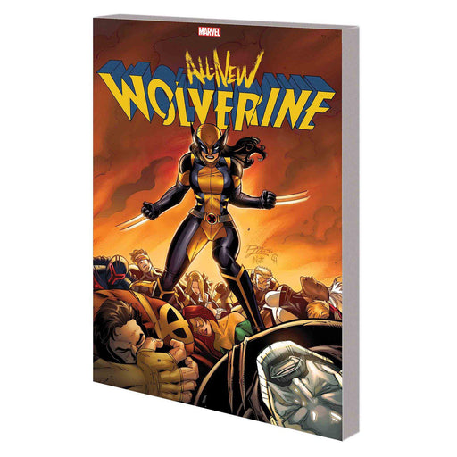 Georgetown Comics - ALL NEW WOLVERINE TP VOL 03 ENEMY OF STATE II