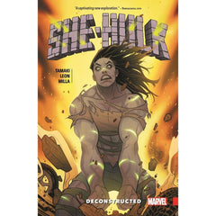 She-Hulk TP Vol 01 Deconstructed for $ 15.99 at Georgetown Comics