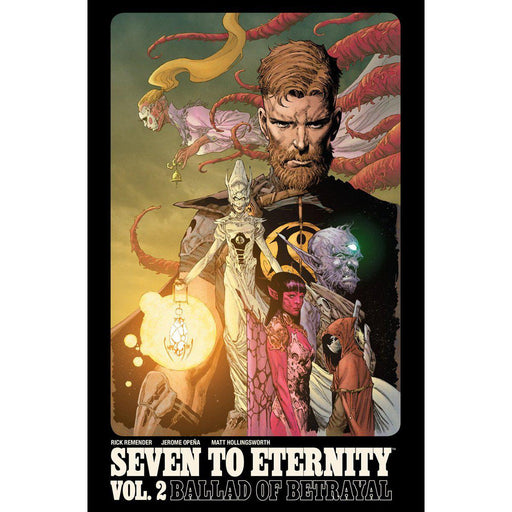Seven To Eternity TP Vol 02-Georgetown Comics
