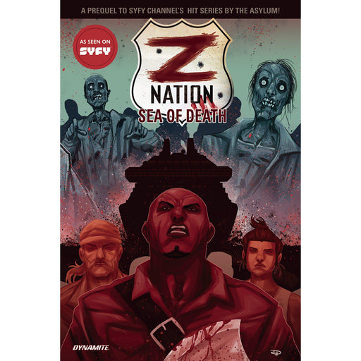 Georgetown Comics - Z NATION TP VOL 01
