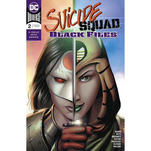 Suicide Squad Black Files #2 (Of 6)-Georgetown Comics