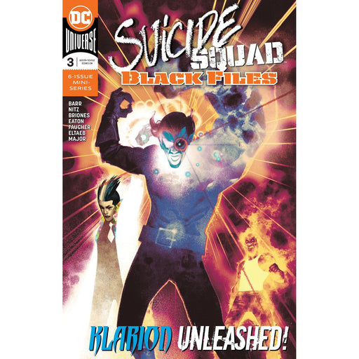 Suicide Squad Black Files #3 (Of 6)-Georgetown Comics