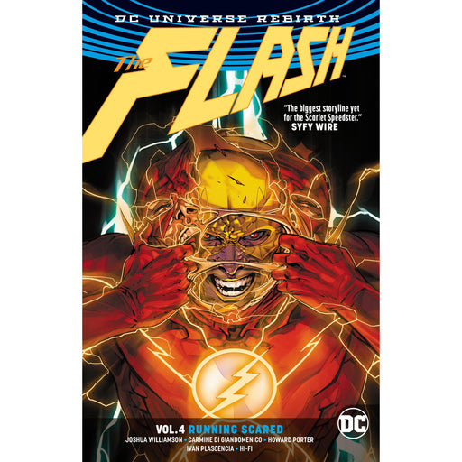 Georgetown Comics - FLASH TP VOL 04 RUNNING SCARED