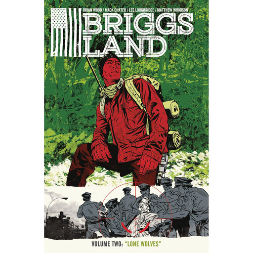 Georgetown Comics - BRIGGS LAND TP VOL 02 LONE WOLVES