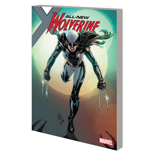 Georgetown Comics - ALL NEW WOLVERINE TP VOL 04 IMMUNE