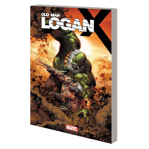 Wolverine Old Man Logan TP Vol 06 Days Of Anger-Georgetown Comics