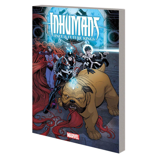 Georgetown Comics - INHUMANS ONCE AND FUTURE KING TP
