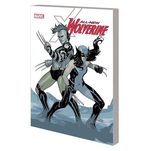 Georgetown Comics - ALL NEW WOLVERINE TP VOL 05 ORPHANS OF X