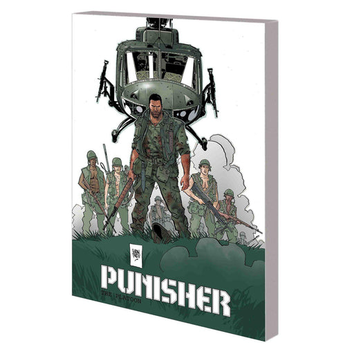 Georgetown Comics - PUNISHER PLATOON TP (MR)