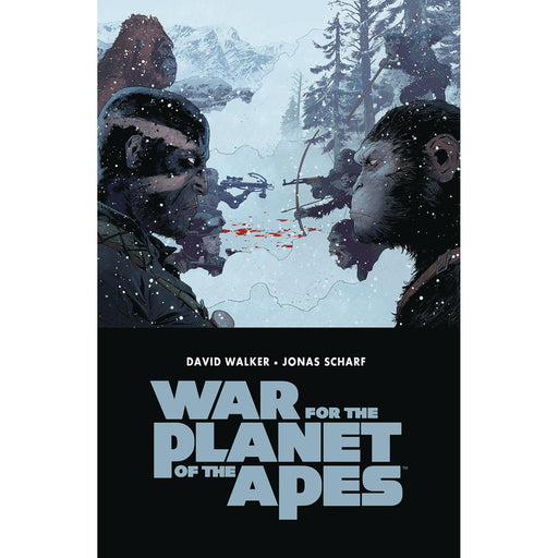 Georgetown Comics - WAR FOR PLANET OF THE APES TP