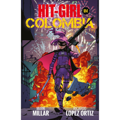 Hit-Girl TP Vol 01 (MR)-Georgetown Comics