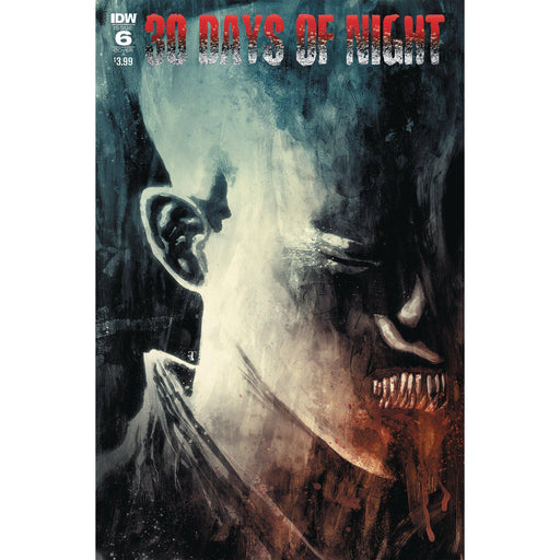 30 Days Of Night #6 (Of 6) Cvr A Templesmith-Georgetown Comics