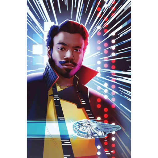 Georgetown Comics - STAR WARS LANDO DOUBLE OR NOTHING #1