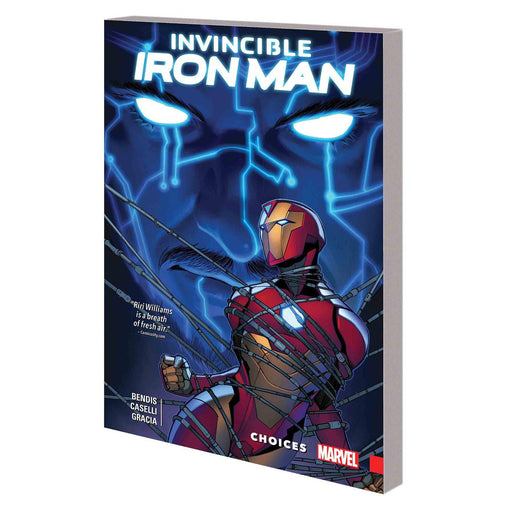 Georgetown Comics - INVINCIBLE IRON MAN IRONHEART TP VOL 02 CHOICES