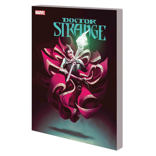 Georgetown Comics - DOCTOR STRANGE BY DONNY CATES TP VOL 01 GOD OF MAGIC