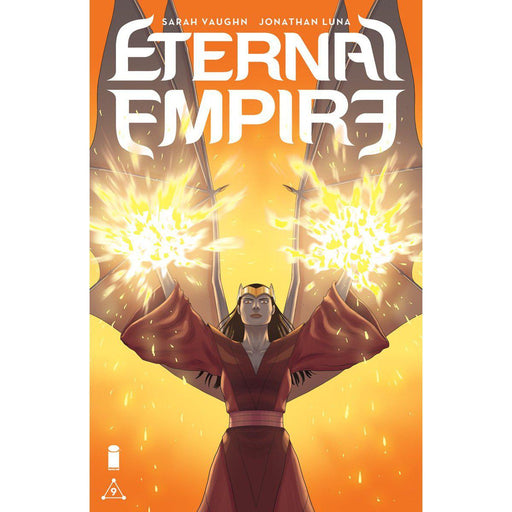 Eternal Empire #9-Georgetown Comics