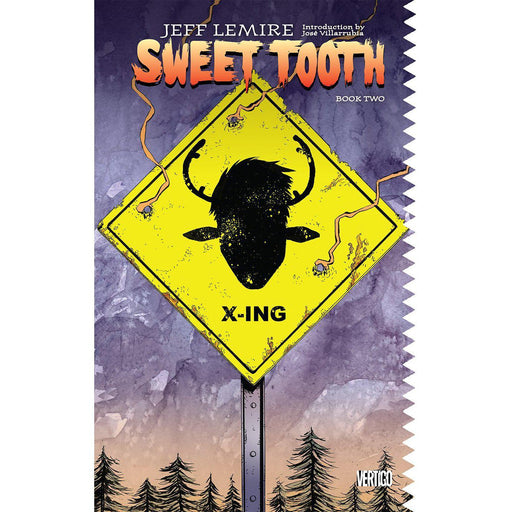 Sweet Tooth TP Book 02 (MR)-Georgetown Comics