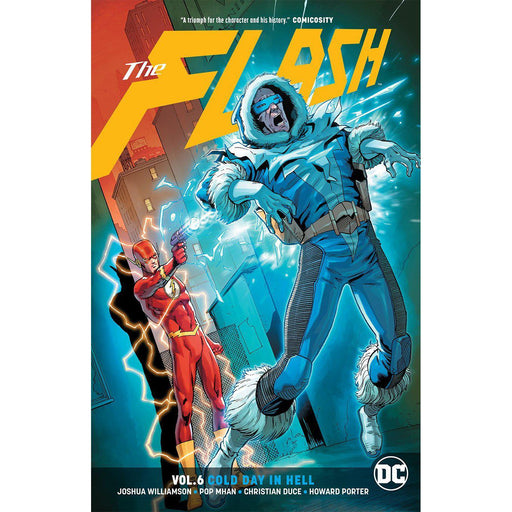 Georgetown Comics - FLASH TP VOL 06 COLD DAY IN HELL REBIRTH