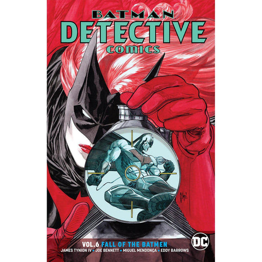Batman Detective Comics TP Vol 06 Fall Of The Batmen Rebirth-Georgetown Comics