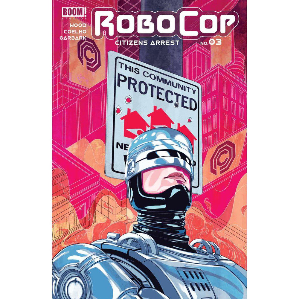 Robocop Citizens Arrest #3-Georgetown Comics