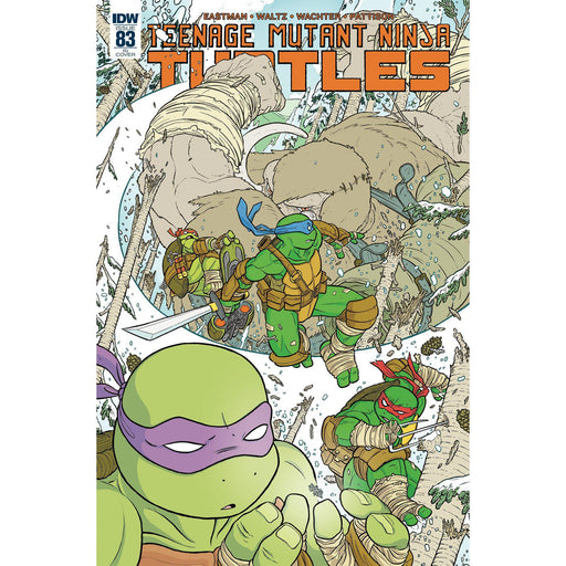 Georgetown Comics - TMNT ONGOING #83 10 COPY INCV