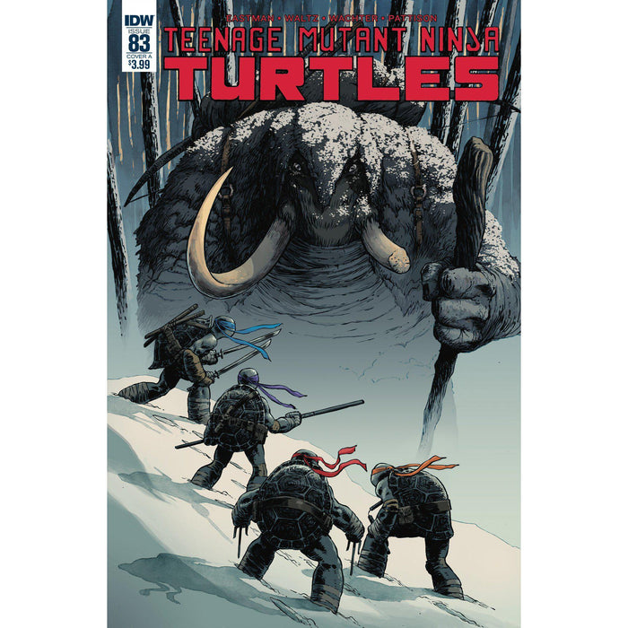 TMNT Ongoing #83 Cvr A Wachter-Georgetown Comics