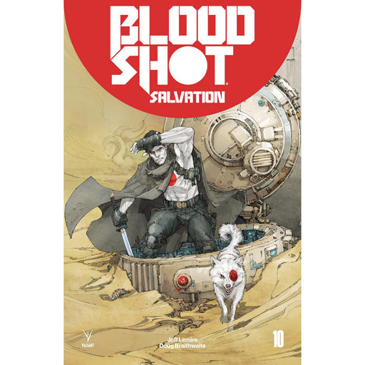 Bloodshot Salvation #10 (New Arc) Cvr A Rocafort-Georgetown Comics