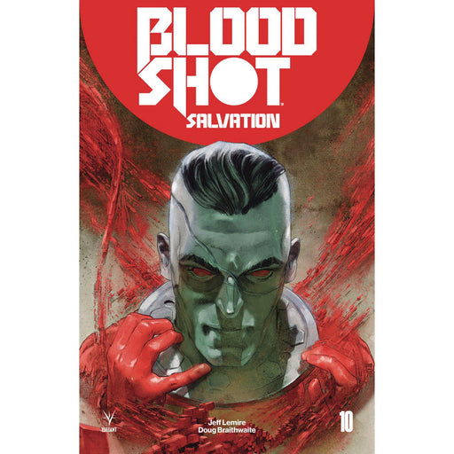 Bloodshot Salvation #10 (New Arc) Cvr B Guedes-Georgetown Comics